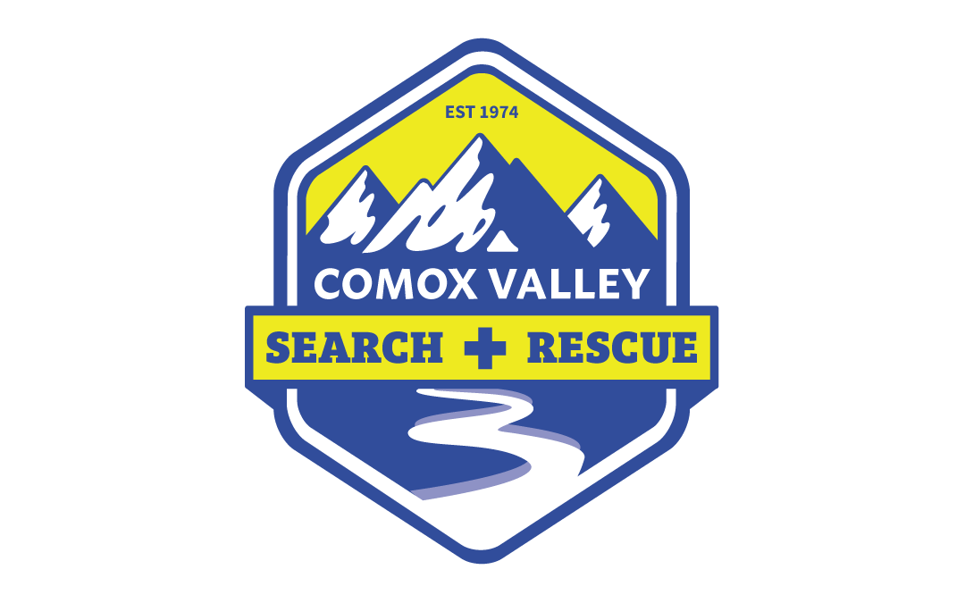 Comox Valley Search & Rescue is Rebranding